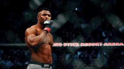 Francis Ngannou title shot combat