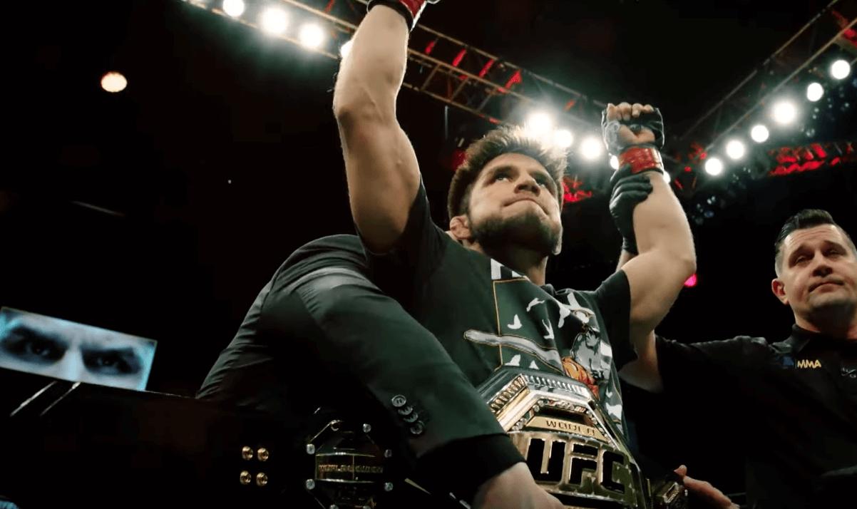 Des combats de l'UFC sur une île secrète?