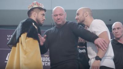 UFC 238 Henry Cejudo vs Marlon Moraes