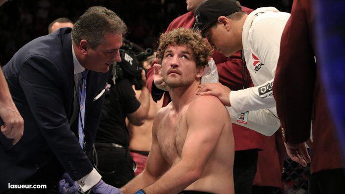 Ben Askren UFC 239