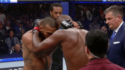 Jon Jones Thiago Santos UFC 239 decision