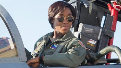 Lashana Lynch 007