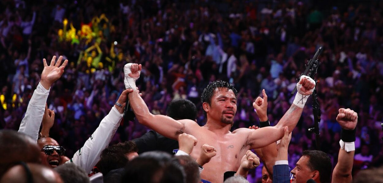 Manny Pacquiao Thurman