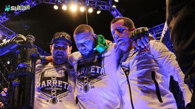 Thiago Santos UFC 239 knee