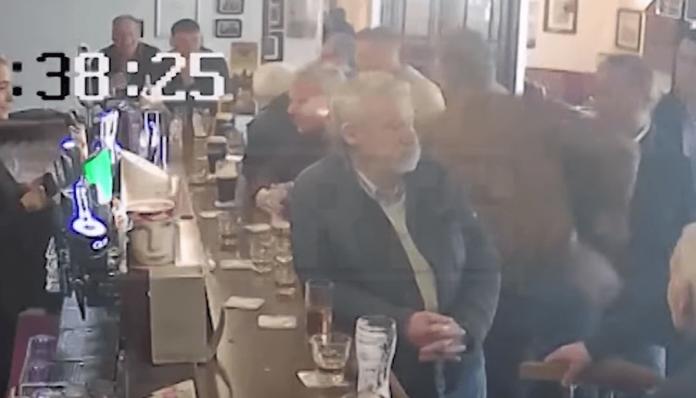 Conor McGregor dublin pub