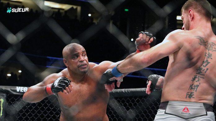 Daniel Cormier UFC 241 Stipe