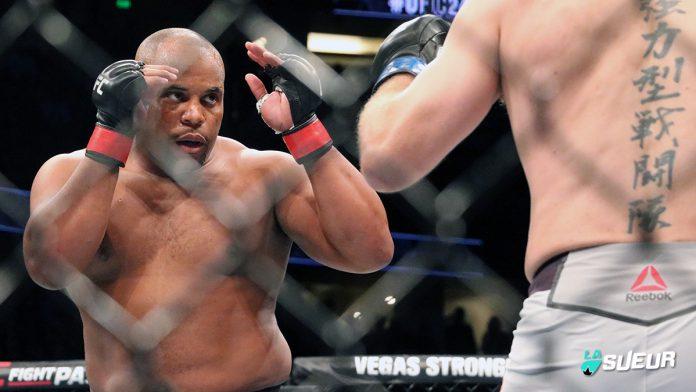 Daniel Cormier UFC Stipe Miocic