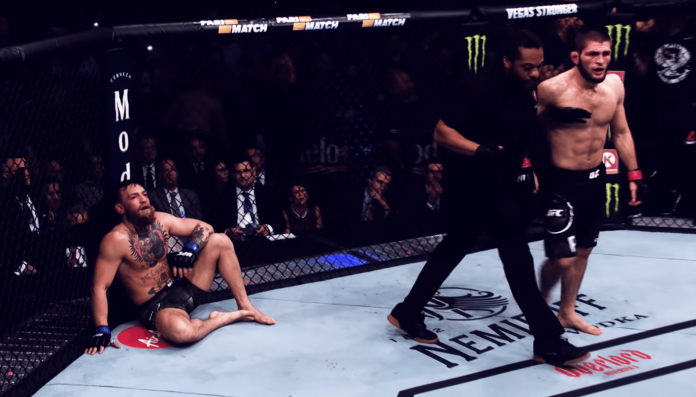 Khabib Nurmagomedov Conor McGrgegor UFC