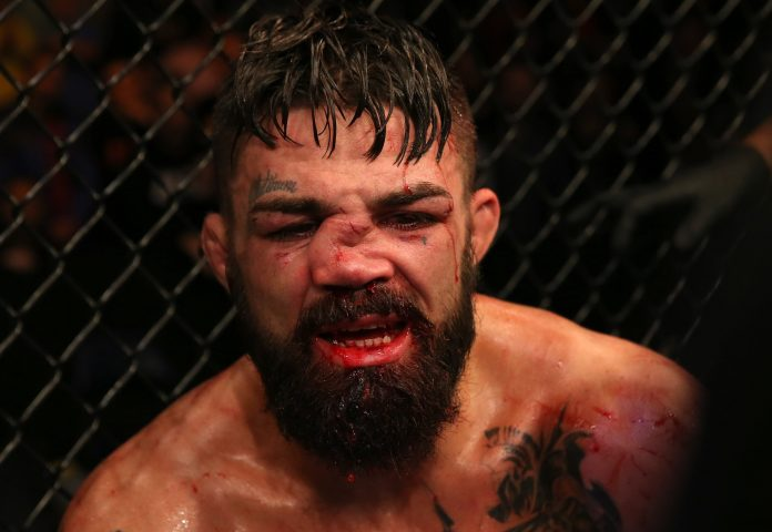 Mike Perry UFC Uruguay