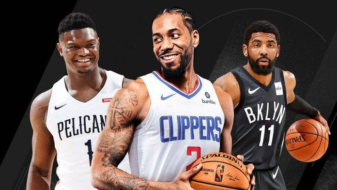 NBA 2019 2020
