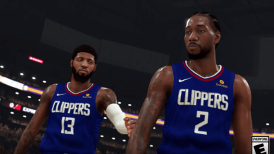 NBA 2K20 trailer Clippers
