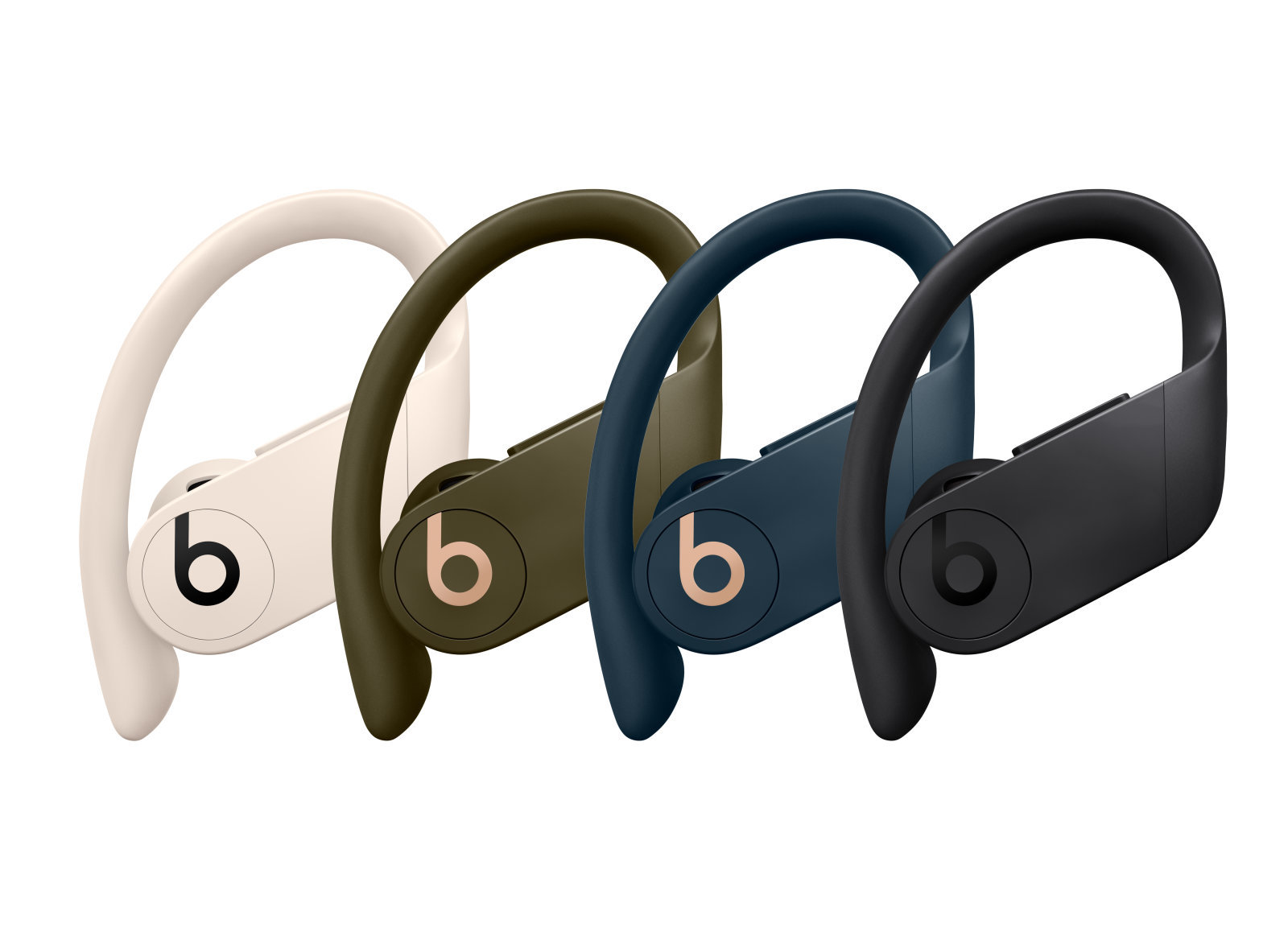 Powerbeats Pro couleurs