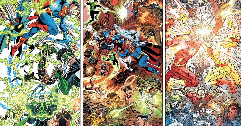 DC Comics Crisis