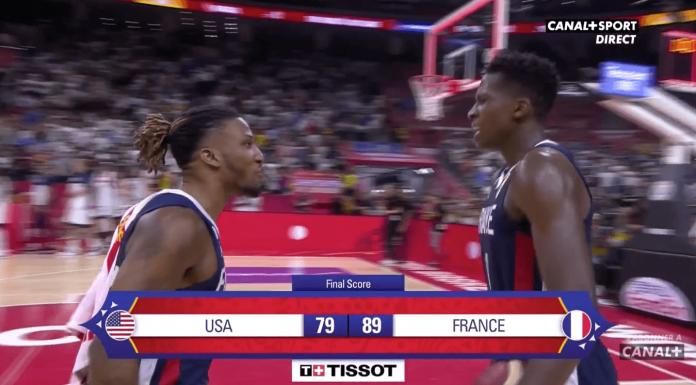 Equipe de France Mondial