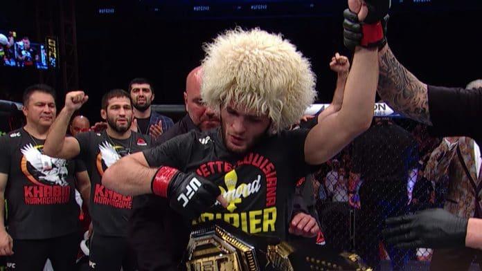 Khabib Nurmagomedov UFC champion