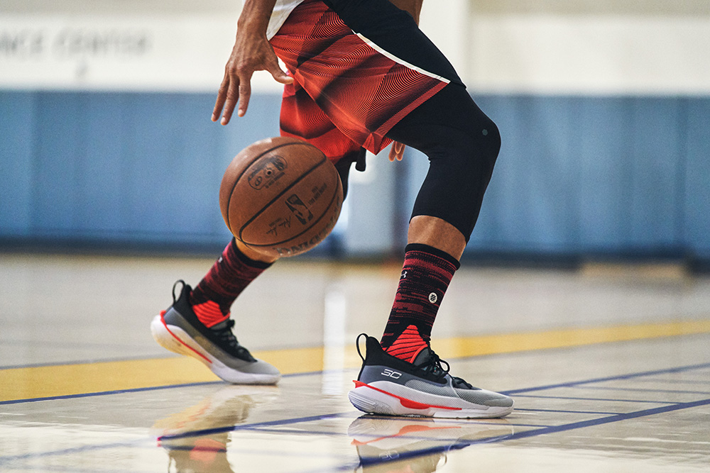 Stephen Curry - Curry 7
