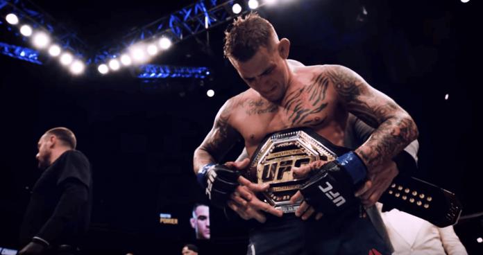 UFC 242 Dustin Poirier Khabib Nurmagomedov