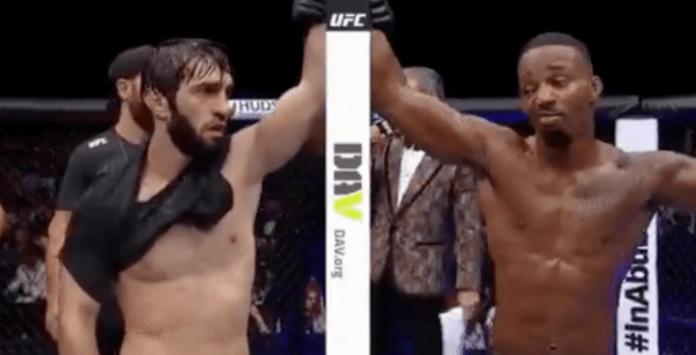 UFC 242 Zubaira Tukhugov