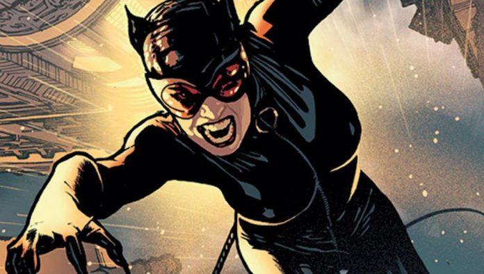 Catwoman Comics