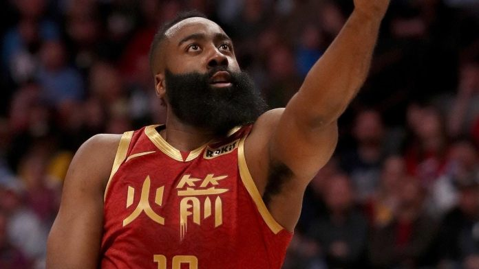 Houston Rockets NBA Chine