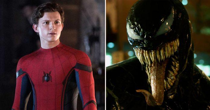 Venom - le réalisateur confirme le face à face contre Spider-Man