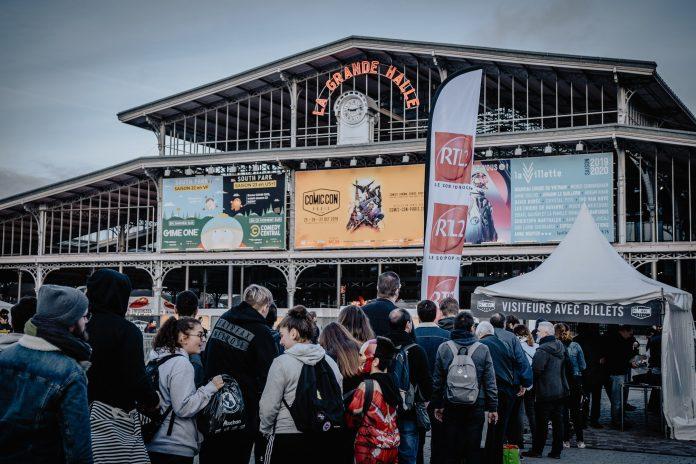 Comic Con 2019 Paris