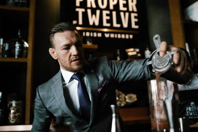Conor McGregor Proper Twelve
