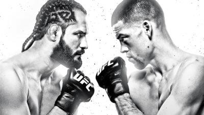 Diaz Masvidal UFC 244