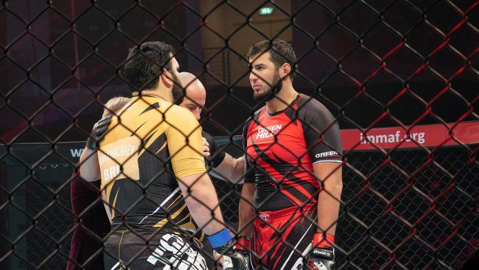 MMA Mondiaux Amateurs Pasha Kharkhachaev
