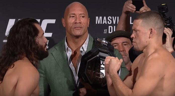 Nate Diaz Jorge Masvidal UFC rematch
