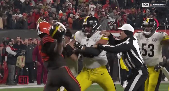 Steelers Browns