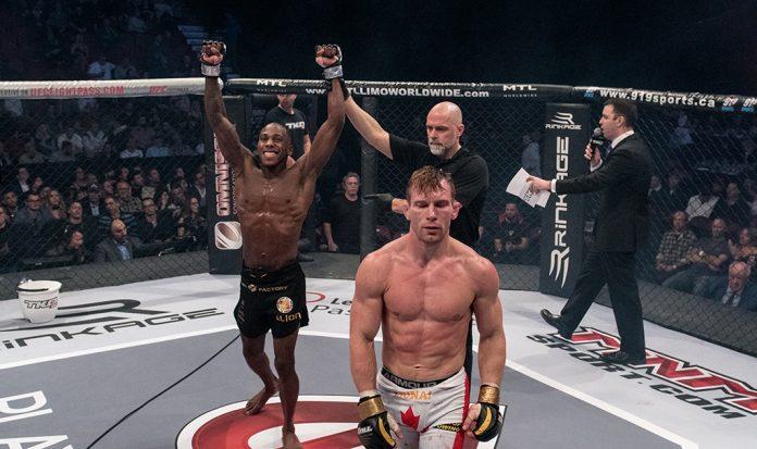 Taylor Lapilus TKO
