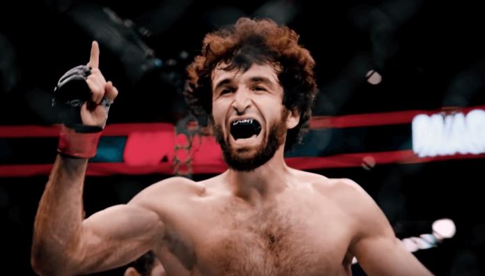 UFC Zabit Magomedsharipov