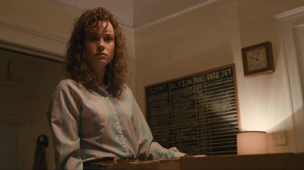 La Voie de la Justice - Brie Larson