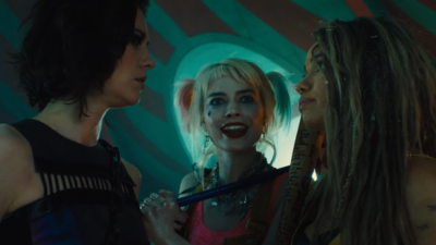 Birds of Prey image trailer