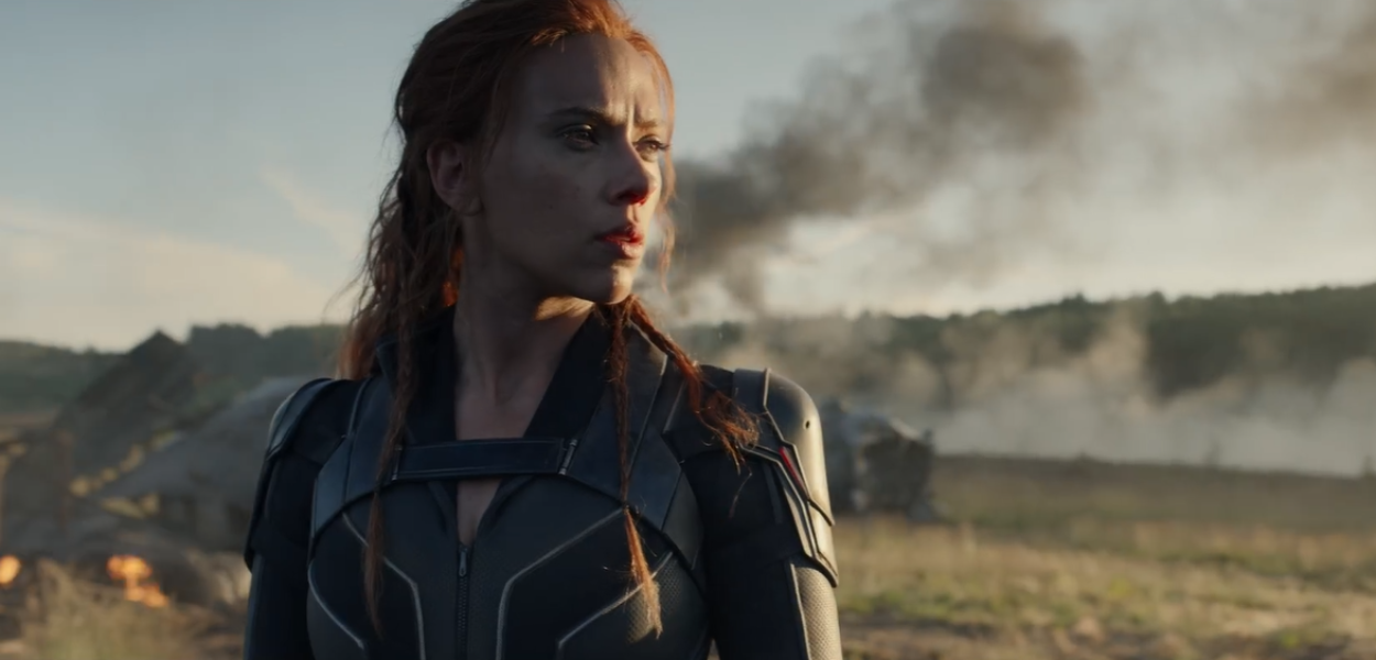 Black Widow Trailer