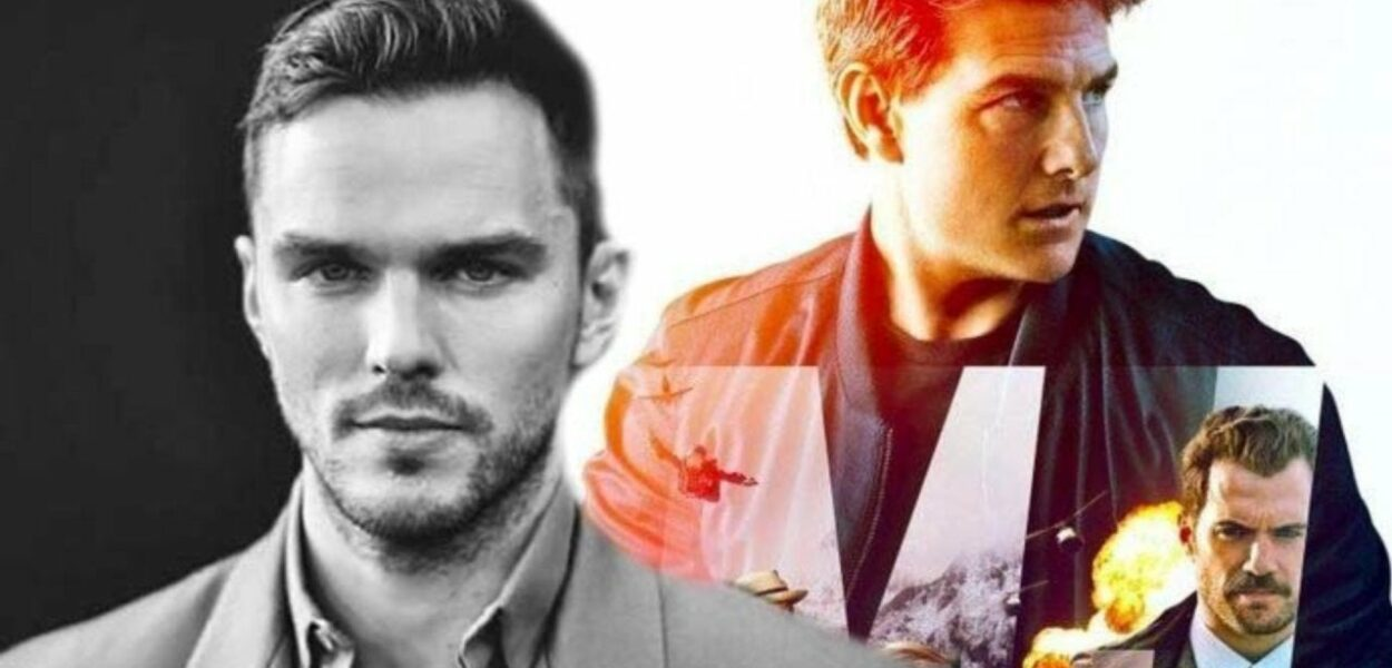 Michael Hoult Mission Impossible