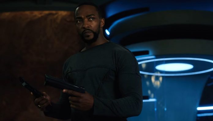 Altered Carbon Anthony Mackie