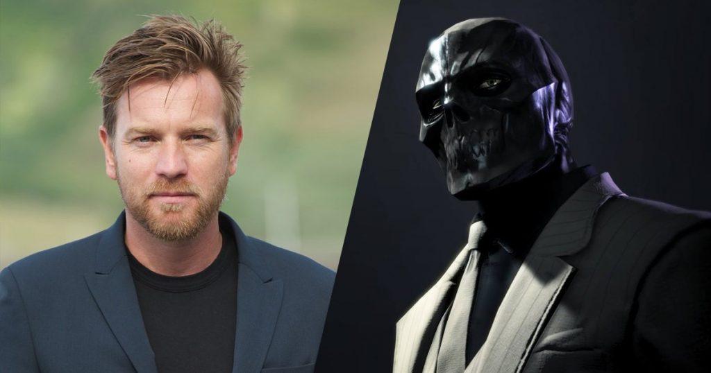 Black Mask Ewan McGregor