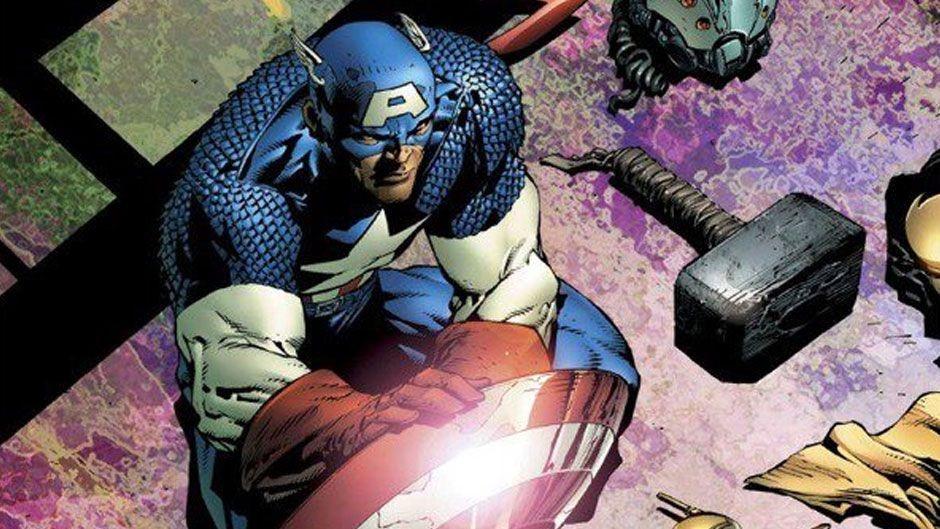 Captain America faces death