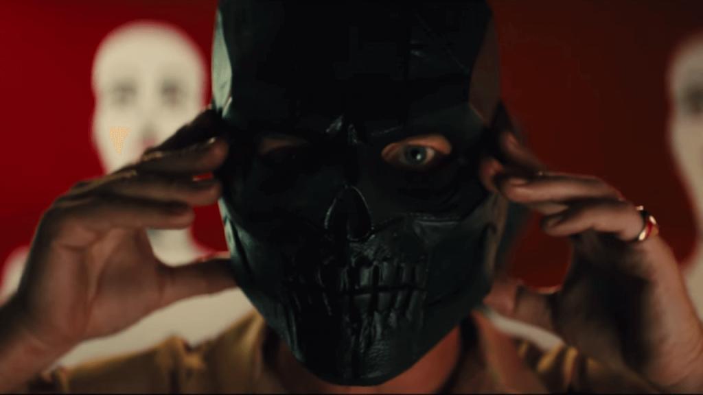 Black Mask Birds of Prey