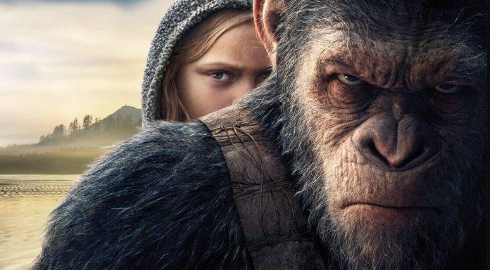 César planète des singes