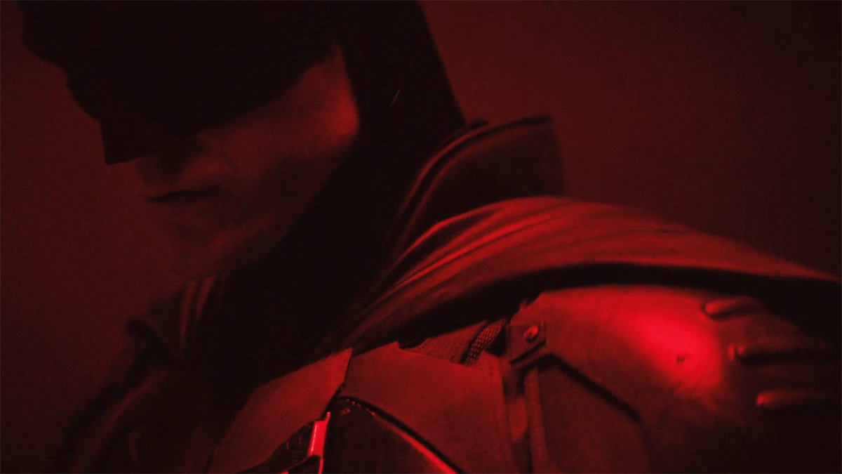 Premier aperçu officiel de Robert Pattinson en costume (vidéo) — The Batman