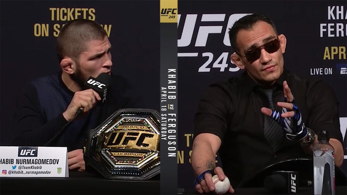 L'UFC suit enfin — Coronavirus