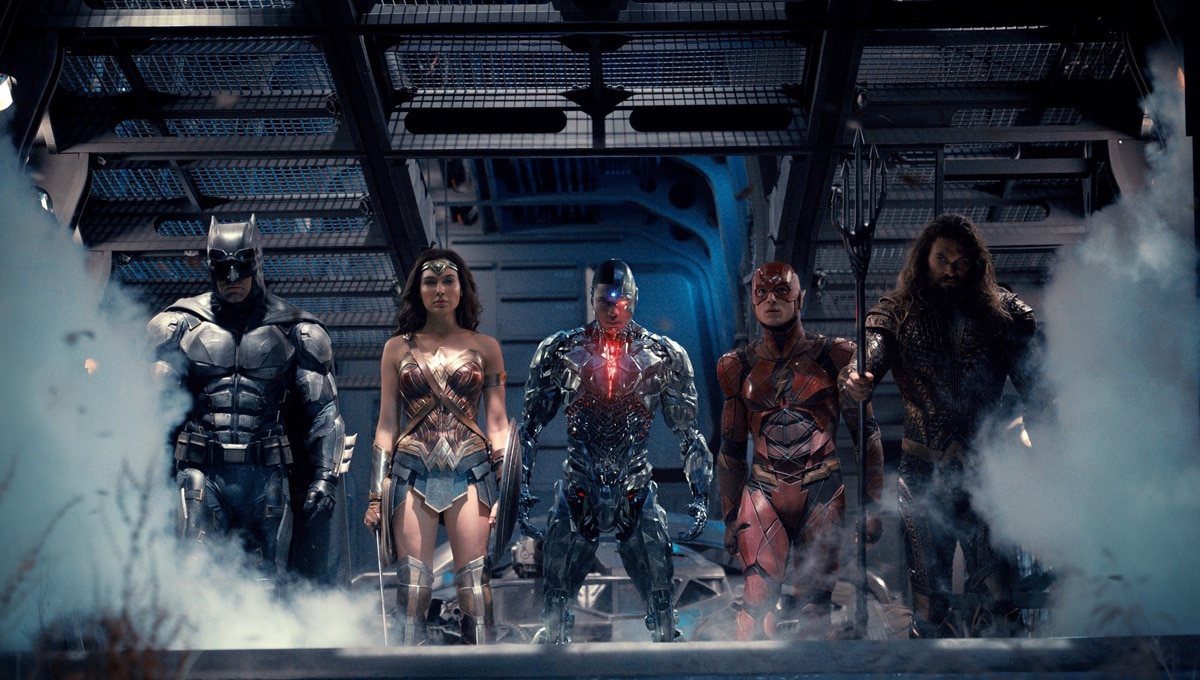 La version #ReleaseTheSnyderCut sur HBO Max en 2021 — Justice League