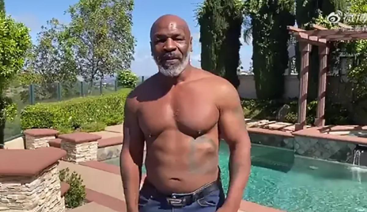 Tyson Comeback