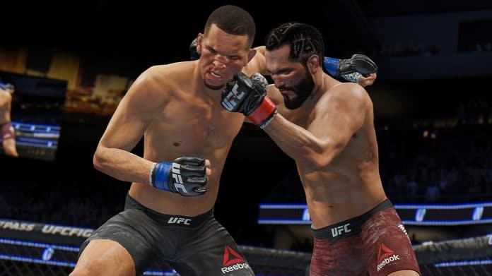 Test UFC 4 Nate Diaz Jorge Masvidal