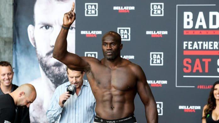 Bellator Cheick Kongo