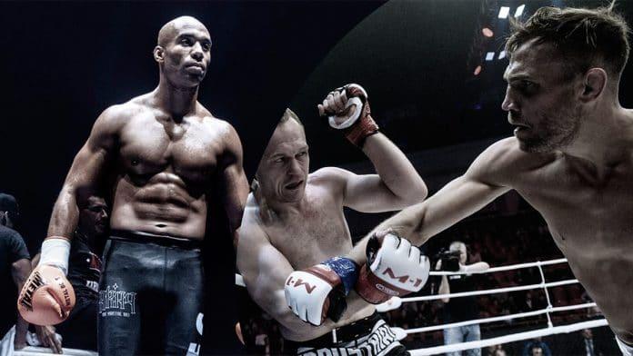 MMA GP Mickael Lebout Karim Ghajji