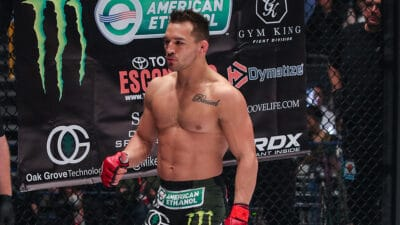 Michael Chandler MMA Bellator